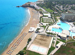 Acapulco Beach Club & Resort Hotel Kyrenia Cyprus