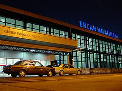 Ercan Airport Transfer