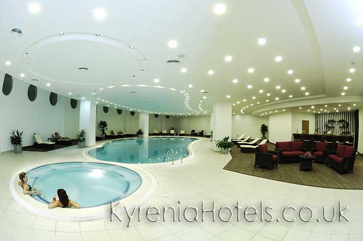 Hotel indoor pool  Malpas Hotel Indoor Pool - Malpas Hotel Kyrenia Cyprus ...