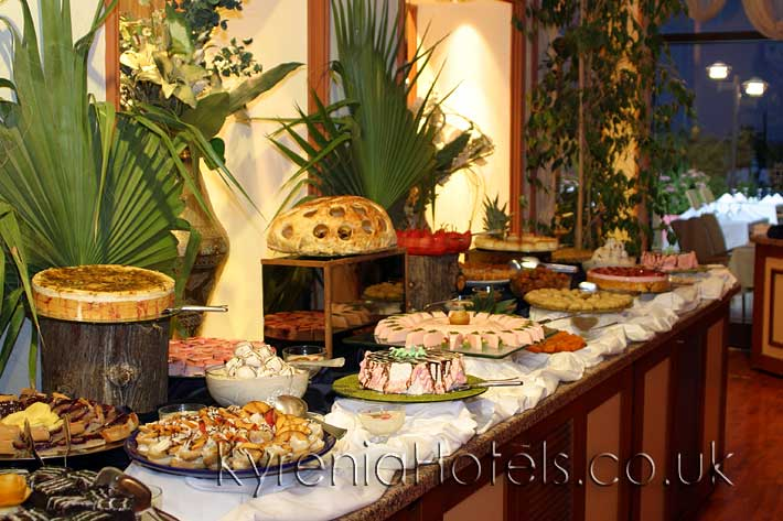 Merit Hotel Open Buffet