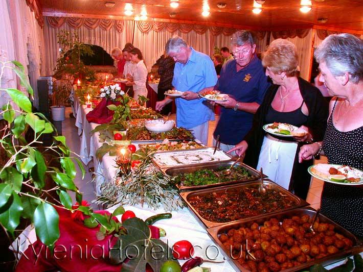 Riverside casino buffet specials