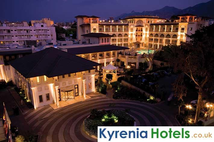 Savoy Hotel Night Savoy Ottoman Palace Hotel Kyrenia