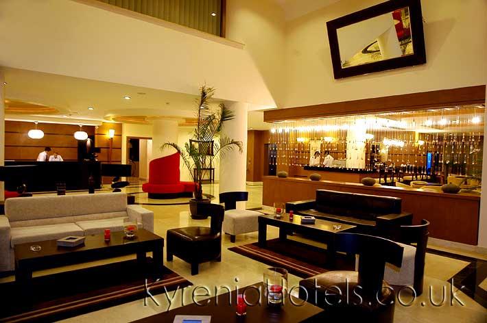 Vouni Palace Hotel Lobby Bar